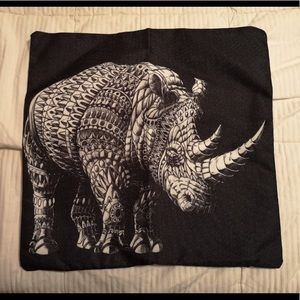 Other - Rhino pillow cases